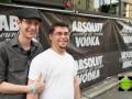 Portland Event Photography: Absolut Vodka Pride Festival 2013