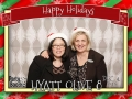 Seattle Photo Booth: Hyatt Olive 8 Holiday Party. Tonight We PartyBooth!