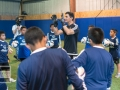 Allstate Visits Youth Center Soccer Centro in Houston, TX with Legendary Goalkeeper Adolfo Rios