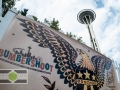 At Seattle's Bumbershoot Festival, Sailor Jerry and Reyka Vodka were onsite with great cocktails and good times!