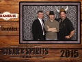 At the 5th annual Washington Cigar and Spirits Festival at Snoqualmie Casino, guests had a great time in the Photo Booth, sponsored by Drambuie