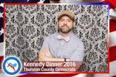 2016-05-07 - Seattle Photo Booth: Kennedy Dinner
