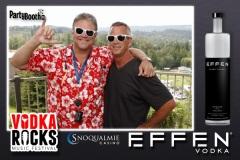 2016-07-16 - Seattle Photo Booth: Snoqualmie Casino Vodka Rocks 2016 with Effen Vodka