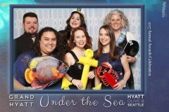 2017-01-20 - Seattle Photo Booth: Hyatt Annual Party 2017