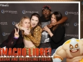 Seattle Photo Booth: Macho Libre 2017 at Snoqualmie Casino. Tonight We PartyBooth!