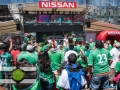 Nissan showcases at Fútbol Fiesta in Seattle. Seattle Event Photography by AShapiro Studios
