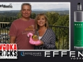 Vodka Rocks 2017 with Effen Vodka at Snoqualmie Casino! Seattle Photo Booth - PartyBoothNW - Tonight We PartyBooth!