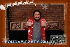 2014-12-14 - Seattle Photo Booth: Ancho Reyes Holiday 2014