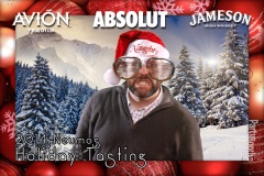 2014-12-15 - Seattle Photo Booth: Jamison Holiday 2014