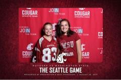 2014-08-28 - Seattle Photo Booth: WSU Seattle Game 2014