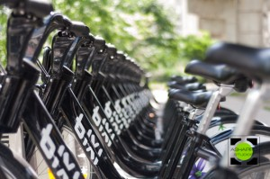 Bixi Bicycle Rental in Toronto
