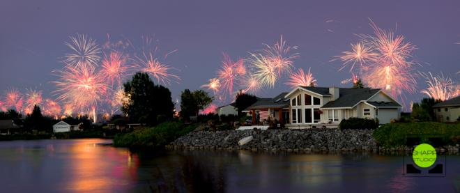 Birch Bay 4th of July Fireworks