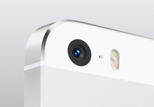 The camera in the new iPhone 5s in Stores 9/20/13 has great updated camera features