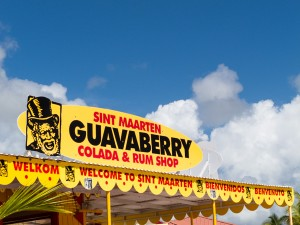 Guavaberry liqueur - the National Liqueur of Dutch and French Sint Maarten