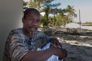Do Right - a simple idea spread by my new Rasta friend on Junkanoo Beach on Nassau