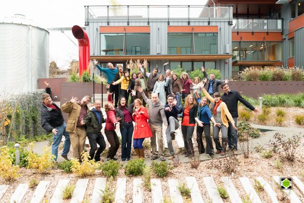 The Watershed Company Holiday Portrait 2013 - Have Fun With It!