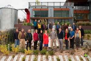 The Watershed Company Holiday Portrait 2013 - Take Four