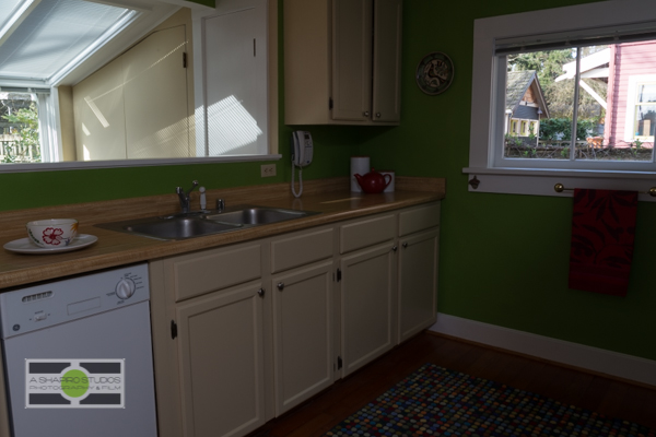 One of the original captures of a kitchen in a home in a Phinney Ridge Craftsman-style Nice Seattle Home - Listing soon!  ©2014 Ari Shapiro - AShapiroStudios.com