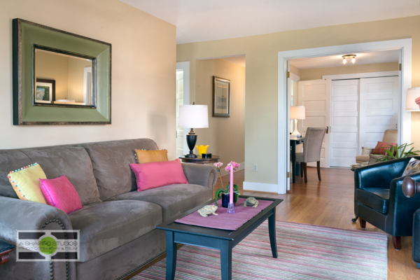Seattle Real Estate Photography Phinney Ridge Craftsman