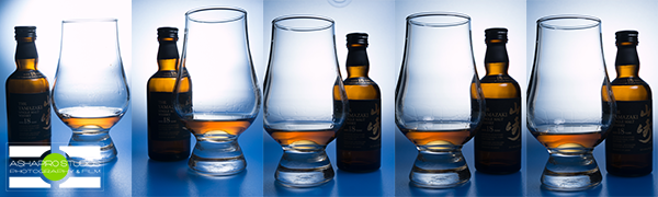 Yamazaki 18 - 5 Shots to include in the show notes for The Whisky Guy Podcast