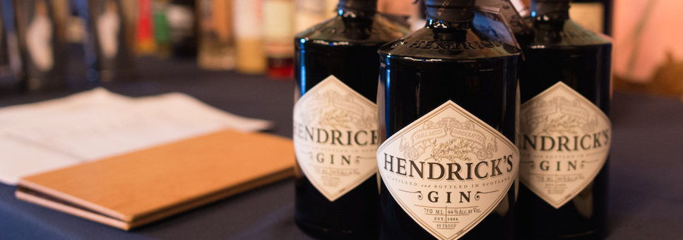 Hendrick's Gin Kanaracuni at The Ruin's. Seattle Event Photography by Ari Shapiro - AShapiroStudios