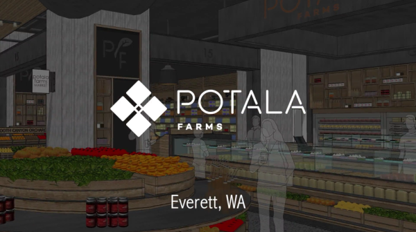 In late April 2015, Potala Place, a new development in Everett, WA, gave the community a chance to tour the Market, hear from community leaders and taste offerings from some of the businesses that will be onsite at the Market at Potala Place. The event was also a fundraiser for Housing Hope, a local non-profit that supports low-income housing programs. Promotional Video © 2015 Ari Shapiro - AShapiroStudios.com