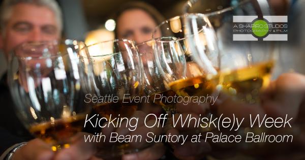 Seattle kicks off Whisky Week at Palace Ballroom in Belltown. Seattle Event Photography ©2015 Ari Shapiro - AShapiroStudios.com