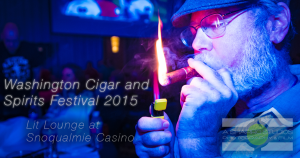 Now in it's 5th year, the Washington Cigar and Spirits Festival has become an annual pilgrimage for cigar lovers, whisky lovers, and lovers of a good time. With great food, music, prizes and more, WCSF put on by the Lit Cigar Lounge at Snoqualmie Casino is an event not to miss! Seattle Corporate Event Photography ©2015 Ari Shapiro - AShapiroStudios.com