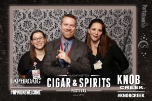 The Pacific Northwest's premier cigar and spirits event! The 6th Annual Washington Cigar and Spirits Festival was bigger and better than ever at Snoqualmie Casino. With drink, food, friends and fun, this was the event to attend for cigar and spirits lovers. Seattle Photo Booth ©2016 PartyBoothNW.com